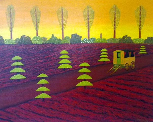 Bryan Kelly Artist